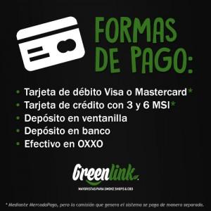 Somos distribuidores para Smoke Shops en México