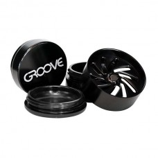 Groove CNC Grinder/Sifter 4pc - small