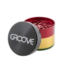 Groove CNC Grinder/Sifter 4pc - large