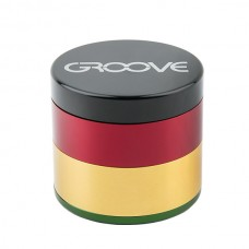 Groove CNC Grinder/Sifter 4pc - medium